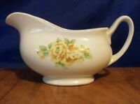 "Vintage Madson Chinaware Gravy Boat Made in Occupied Japan 8"" X 4.5"" X 3.5"""
