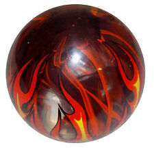 Smoky Orange Flamed shift knob manual M12x1.25 thrd