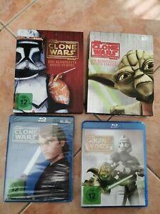 Star Wars The Clone wars Staffel 1 2 3 6