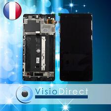 Ecran complet pour Orange Neva 80 noir vitre tactile + ecran LCD sur chassis