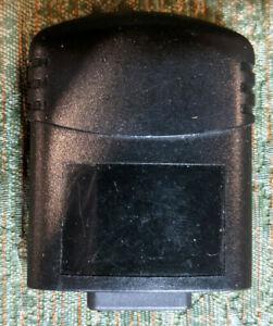 Original OEM Microsoft Xbox Memory Card First Generation Memory Unit X08-25319