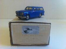Tin Wizard - 109 - Volvo Amazon Kombi 1963 - Kit monté en métal  (1/43)