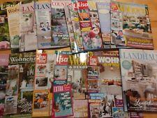 Zeitschriften Wohnen