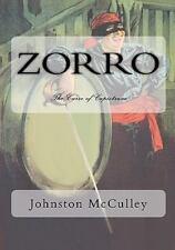 Zorro : The Curse of Capistrano by Johnston McCulley (2010, Paperback)