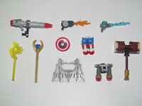 Lego ® Accessoires Minifig Super Heroes Marvel Armes Weapon Choose Model NEW