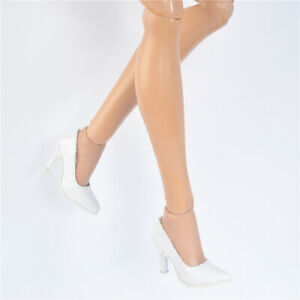 """Sherry Shoes for 17"""" Tonner DeeAnna Denton/18' CED  white 1-DS-2"""