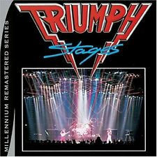 Triumph - Stages CD NEW
