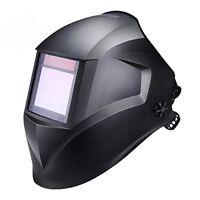 Solar Powered Auto Verdunkelung Schweißmaske Helm Schutzbrille Schweißer Gläser