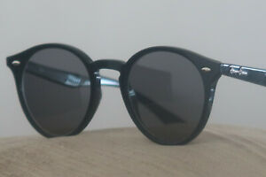 RAY BAN RB2180 601/71 PRESCRIPTION EYEGLASSES IN POLISHED BLACK A HOLIDAY BEAUTY