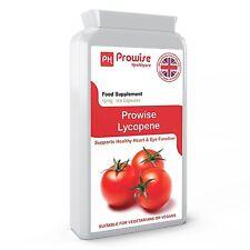 Prowise Lycopene 120 Capsules 15mg  UK Made