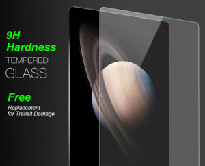 Tempered Glass Screen Protector For iPad 8th 7th 6th 5th Gen/ Pro 9.7/ Air 1/2/3