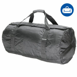 AWOL (XL) DAILY Ripstop Duffle Bag (Black) ALL WEATHER ODOR LOCK BAGS