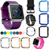 US Replacement Silicone Watch Band Bracelet Wrist Strap For Fitbit Blaze Frame u