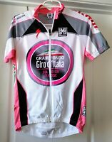 Gran Fondo Giro D'Italia Womens Cycling Jersey Size M SMS SantiniItaly