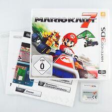 Mario Kart 7 | Nintendo 3DS | Mit OVP & Anleitungen | Sehr guter Zustand