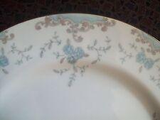 "Vintage Mikasa  Narumi SEVILLE  dinner plate 10.3""  BLUE 5303 NM"
