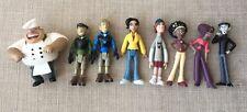 Wild Kratts Figures Toy Lot Set PBS