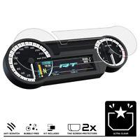 BMW R1200RT (2014-2018) Protector de pantalla 2 x Ultra Transparente