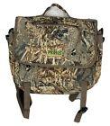 Primos Mossy Oak Duck Blind Camo Hunting Shoulder Bag Pockets Zippers