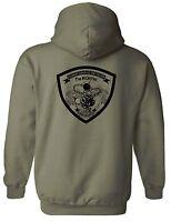 USMC United States Marine Corps - Combat Assault Battalion Hoodie