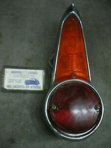 FORD ANGLIA 105E 59-67 REAR TAIL LIGHT LAMP LENS + Base BUTLERS A-RI-59 C-RTS-59