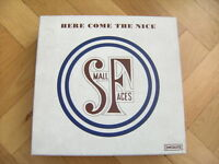 SMALL FACES - HERE COME THE NICE - BOX-SET CD's / VINYL / POSTER / CARDS / BOOK
