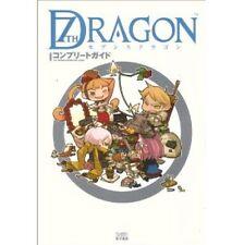 7th Dragon Complete Guide Book / DS