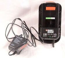 Black & Decker Rechargeable 18V Battery Model HPB18 and Mini-Charger