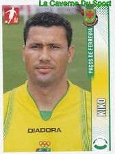 189 KIKO PORTUGAL FC.PACOS FERREIRA STICKER FUTEBOL 2009 PANINI