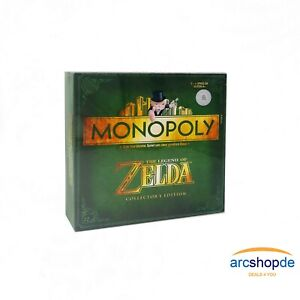 Monopoly - The Legend of Zelda - Collector's Edition - #270 of 5555 -  Neu OVP