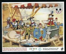 Gambia 1301 MNH Disney Charactrer Early Goofs the Band concert 1992 x17043