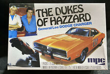 MPC The Dukes of Hazzard General Lee DODGE CHARGER 1/25 Scale Model complete