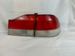 97-01 Acura EL Passenger Side Taillight Set Pair