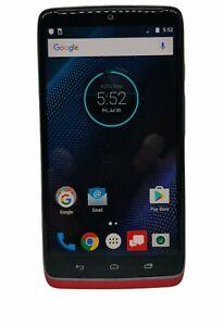Motorola XT1254 Droid Turbo 32GB Android Verizon Wireless 4G LTE Smartphone READ
