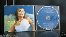 Jennifer Lopez - Waiting For Tonight 4 Track CD Single Incl Stickers