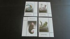 FAROE ISLANDS 2012 SG 666-669 FOLKLORE MONSTERS  MNH