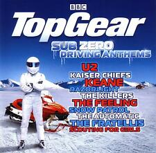**  BBC TOP GEAR - SUB ZERO DRIVING ANTHEMS / VARIOUS ARTISTS - 2 CD SET