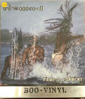 ASWAD - RISE AND SHINE VINYL LP RECORD REGGAE EX / VG+ CON