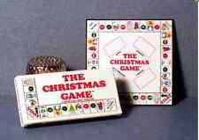 Dollhouse Miniature 1:12  The Christmas Game - Dollhouse Christmas game toy
