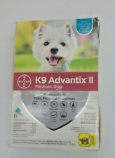 New listing Bayer K9 Advantix Ii Flea, Tick and Mosquito Prevention. Medium Dog, 6 Doses