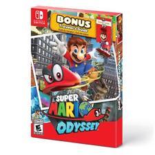 Super Mario Odyssey: Starter Pack for Nintendo Switch