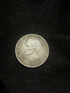 Coin 20 cents Sarawak 1900-1915