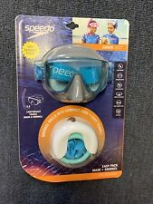 New listing Speedo Junior Travel Dive Swimming Mask & Snorkel Set