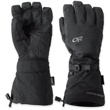 Outdoor Research Alti Gloves Men's Large Black NEW Ski Snowboard OR