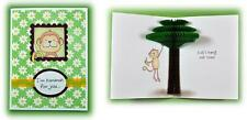 Inky Antics Clear Stamps - Monkey - Bananas for You, Love, Valentine's Day