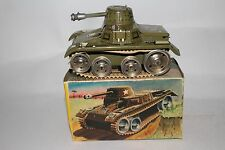 1950's Gama Made in Germany #5633 Army Tank With Original Box