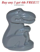 ☀️NEW Lego Friends Animal Pet Batman Gray T-REX Baby Statue Dinosaur Minifigure