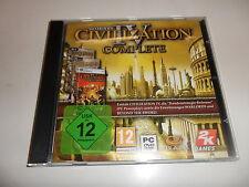 PC  Civilization IV - Complete
