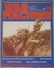 War Machine magazine Issue 86 Rifles of the Great War