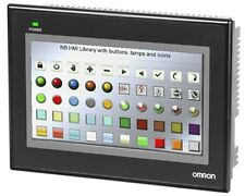 "Pantalla táctil color 7"" colour touch screen HMI Omron NB NB7W-TW00B"